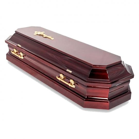 Гроб — Восьмигранник
