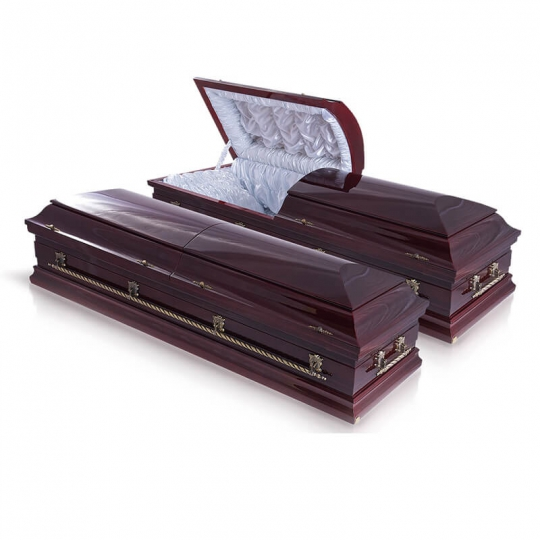 Гроб — Американец
