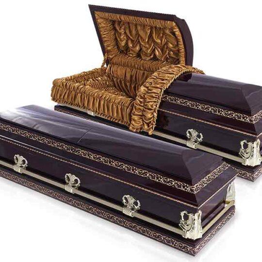 Гроб — Американец багет