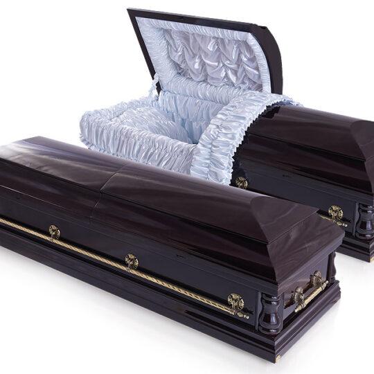 Гроб — Американец с балясиной