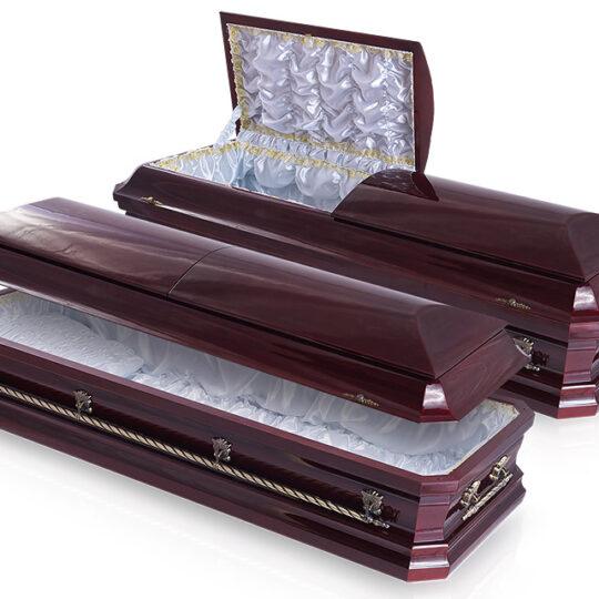 Гроб — Американец восьмигранник