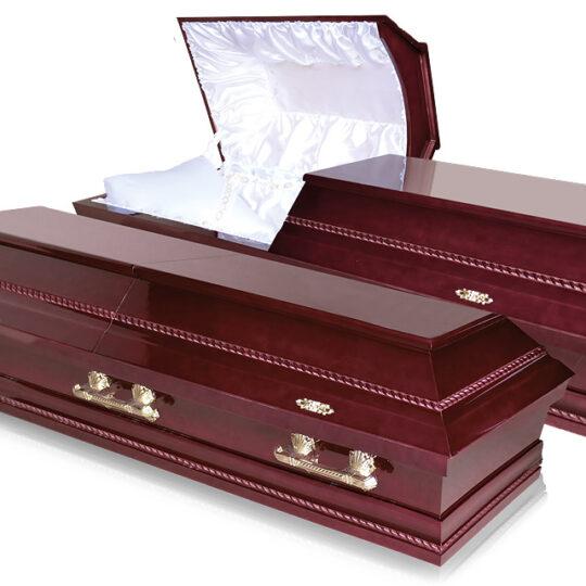 Гроб — Финн люкс